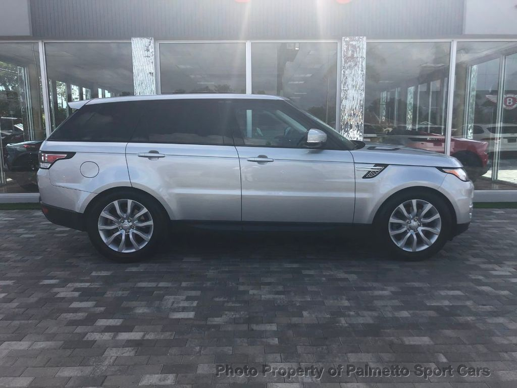 2015 Land Rover Range Rover Sport 4WD 4dr HSE - 18391353 - 5