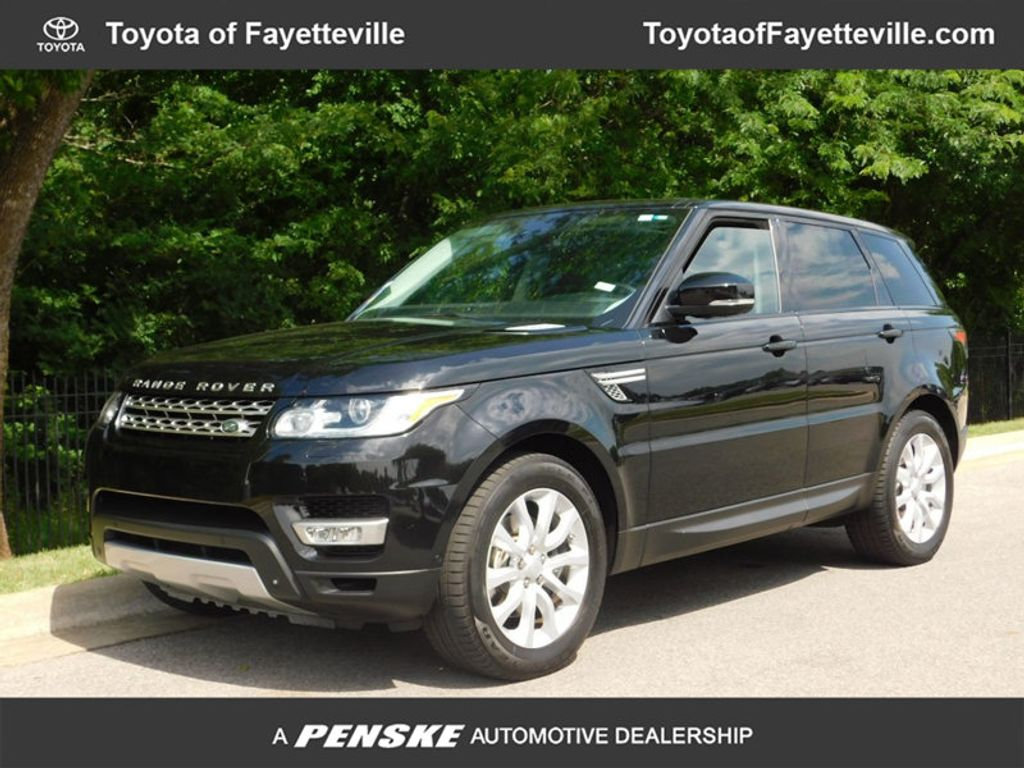 2015 Land Rover Range Rover Sport 4WD 4dr HSE - 17712201 - 0