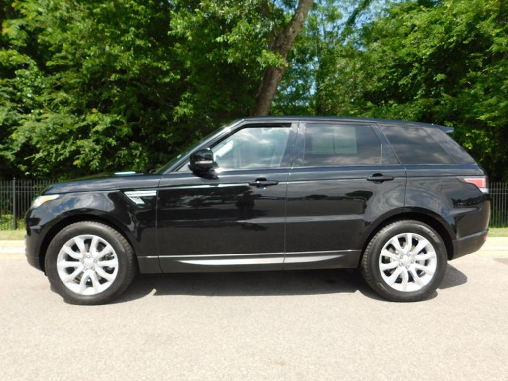 2015 Land Rover Range Rover Sport 4WD 4dr HSE - 17712201 - 1