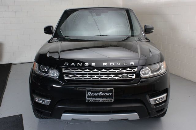 2015 Used Land Rover Range Rover Sport 4WD 4dr HSE at RoadSport Serving San  Jose, CA, IID 19003054