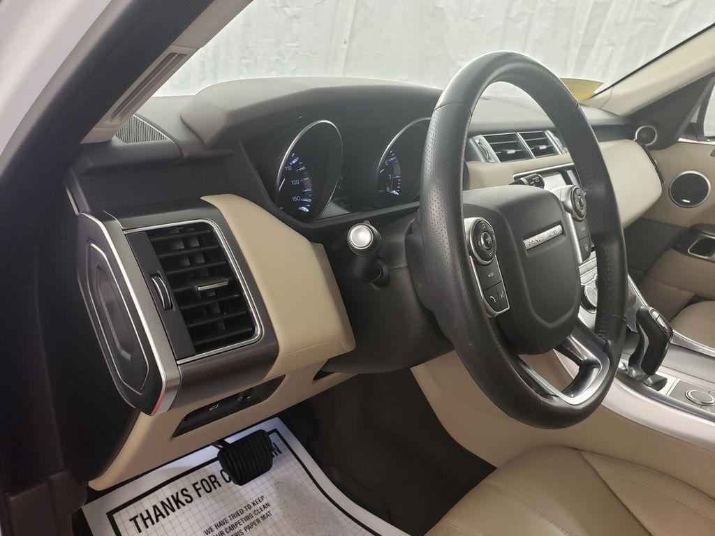 2015 Land Rover Range Rover Sport 4WD 4dr SE - 18386662 - 17