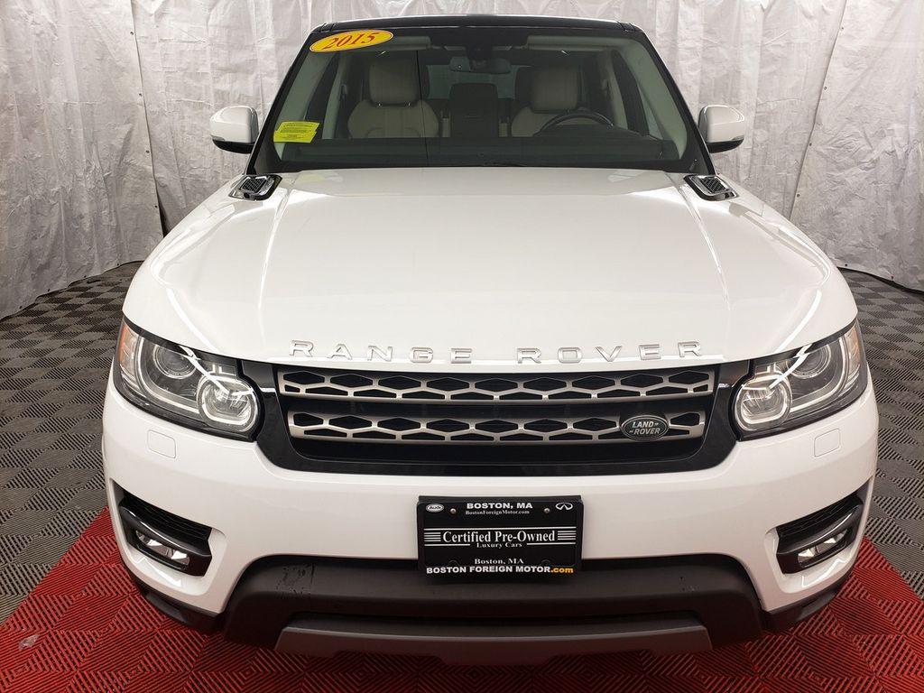 2015 Land Rover Range Rover Sport 4WD 4dr SE - 18386662 - 1