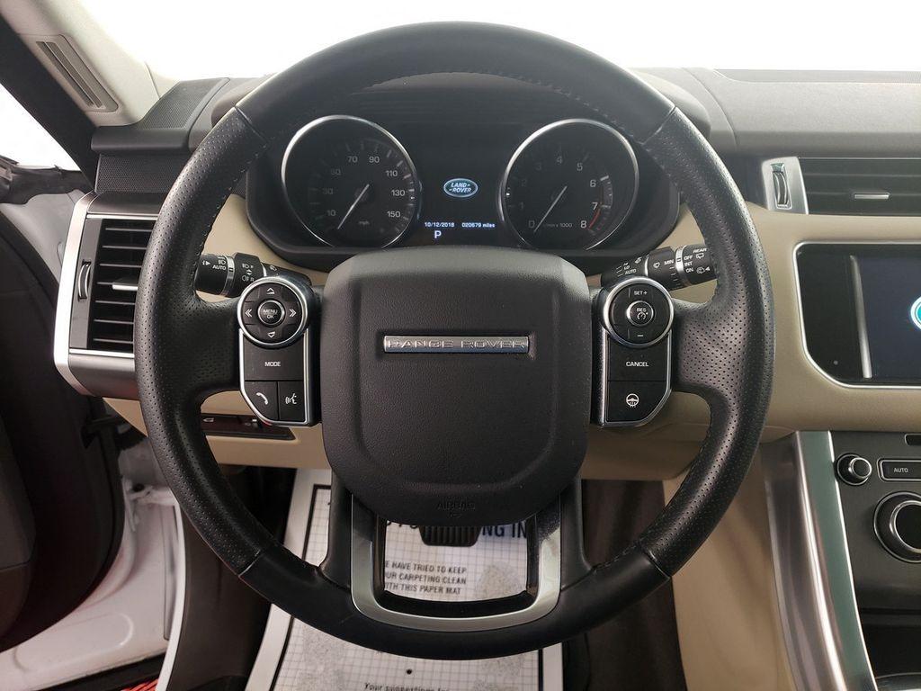 2015 Land Rover Range Rover Sport 4WD 4dr SE - 18386662 - 19