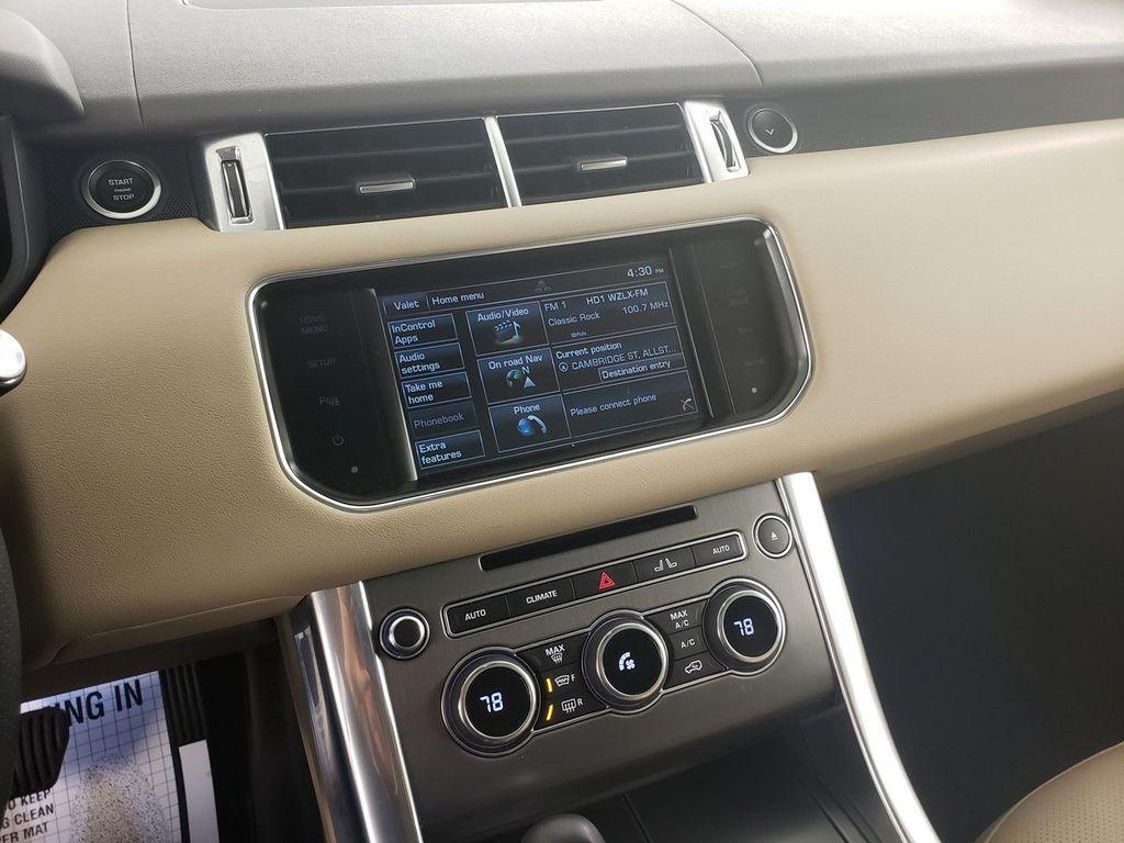 2015 Land Rover Range Rover Sport 4WD 4dr SE - 18386662 - 22