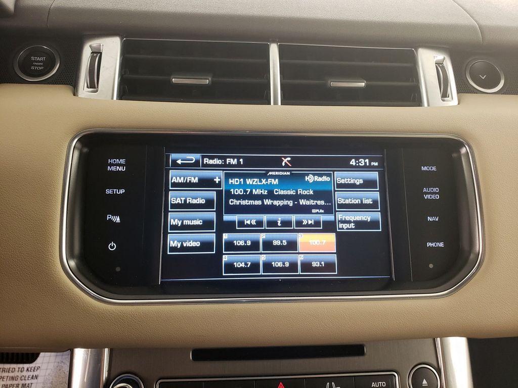 2015 Land Rover Range Rover Sport 4WD 4dr SE - 18386662 - 25