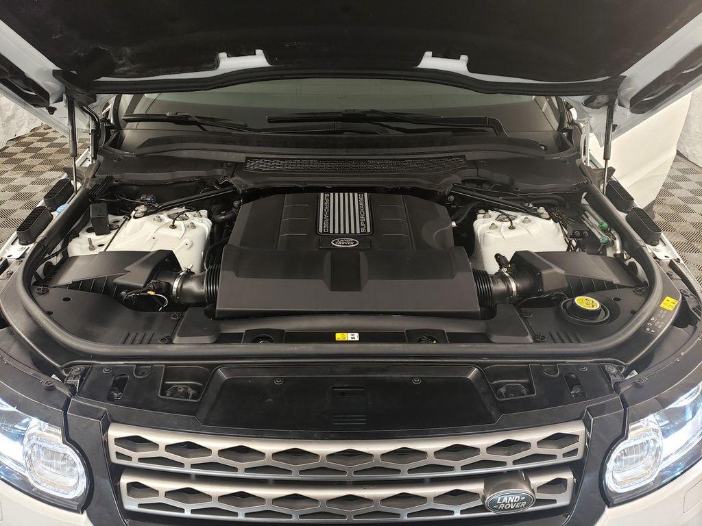2015 Land Rover Range Rover Sport 4WD 4dr SE - 18386662 - 34