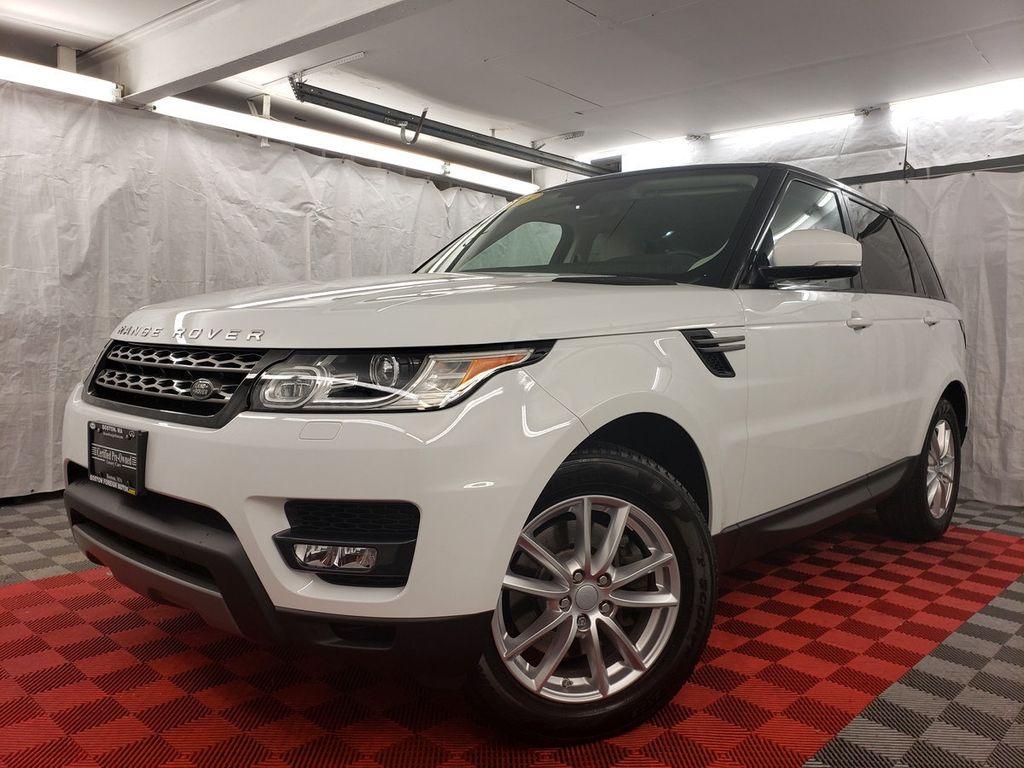 2015 Land Rover Range Rover Sport 4WD 4dr SE - 18386662 - 36