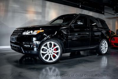 2015 Land Rover Range Rover Sport 4WD 4dr Supercharged SUV
