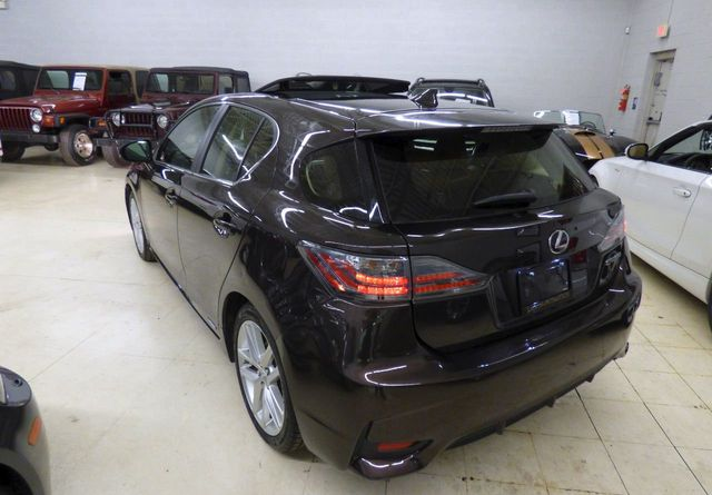 2015 Lexus CT 200h 5dr Sedan Hybrid - Click to see full-size photo viewer