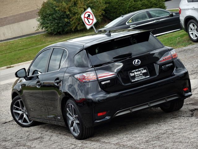 2015 Lexus CT 200h F-Sport Package  - Click to see full-size photo viewer