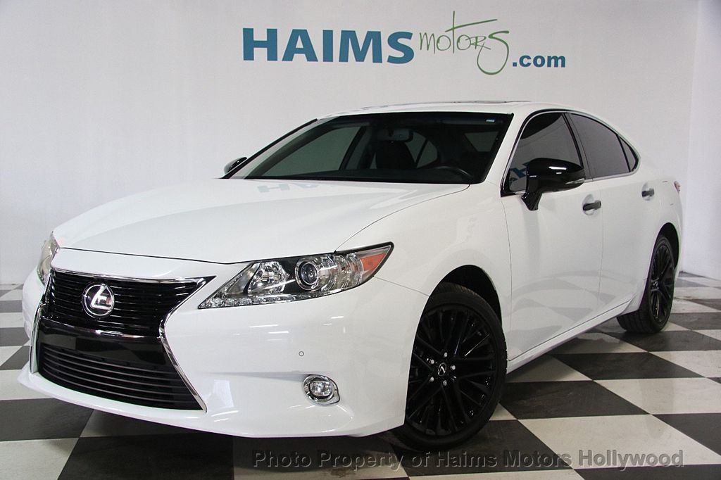 2015 used lexus es 350 at haims motors serving fort lauderdale hollywood miami fl iid 17256777. Black Bedroom Furniture Sets. Home Design Ideas