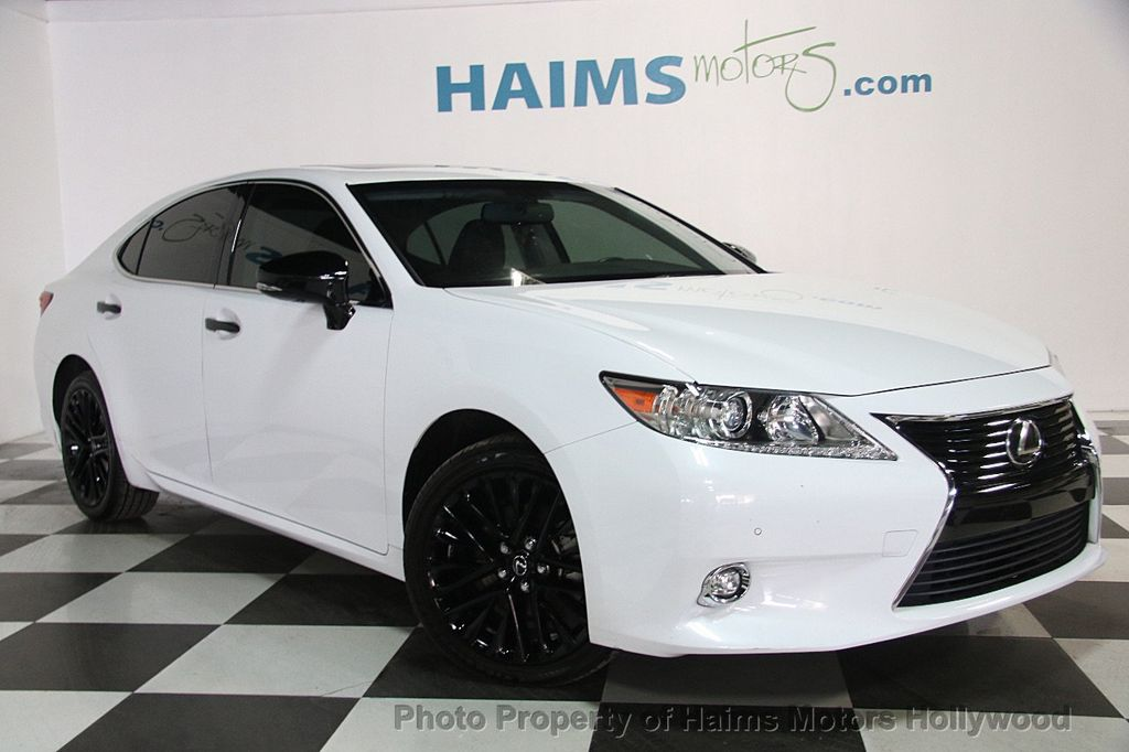 2015 used lexus es 350 at haims motors serving fort. Black Bedroom Furniture Sets. Home Design Ideas