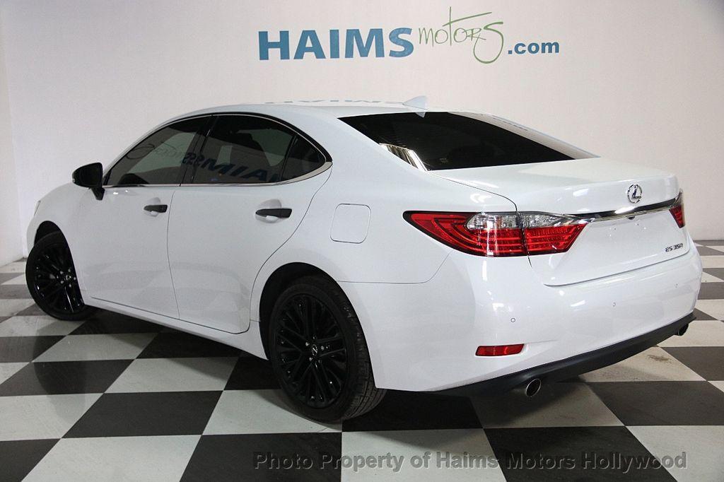 2015 Lexus ES 350 Base Trim   17256777   4