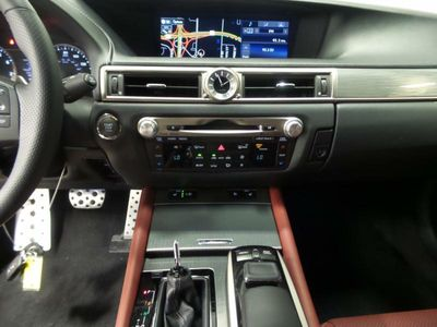 2015 Lexus GS 350 350 - Click to see full-size photo viewer