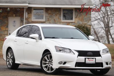 2015 Lexus GS 350 4dr Sedan AWD - Click to see full-size photo viewer