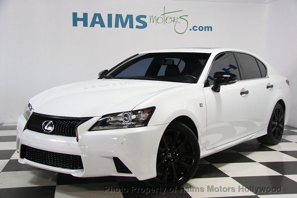 2015 Lexus GS 350 4dr Sedan Crafted Line RWD - 16932880 - 1