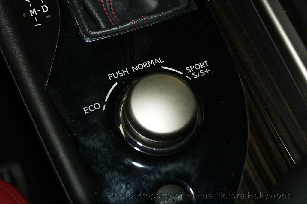 2015 Lexus GS 350 4dr Sedan Crafted Line RWD - 16932880 - 25