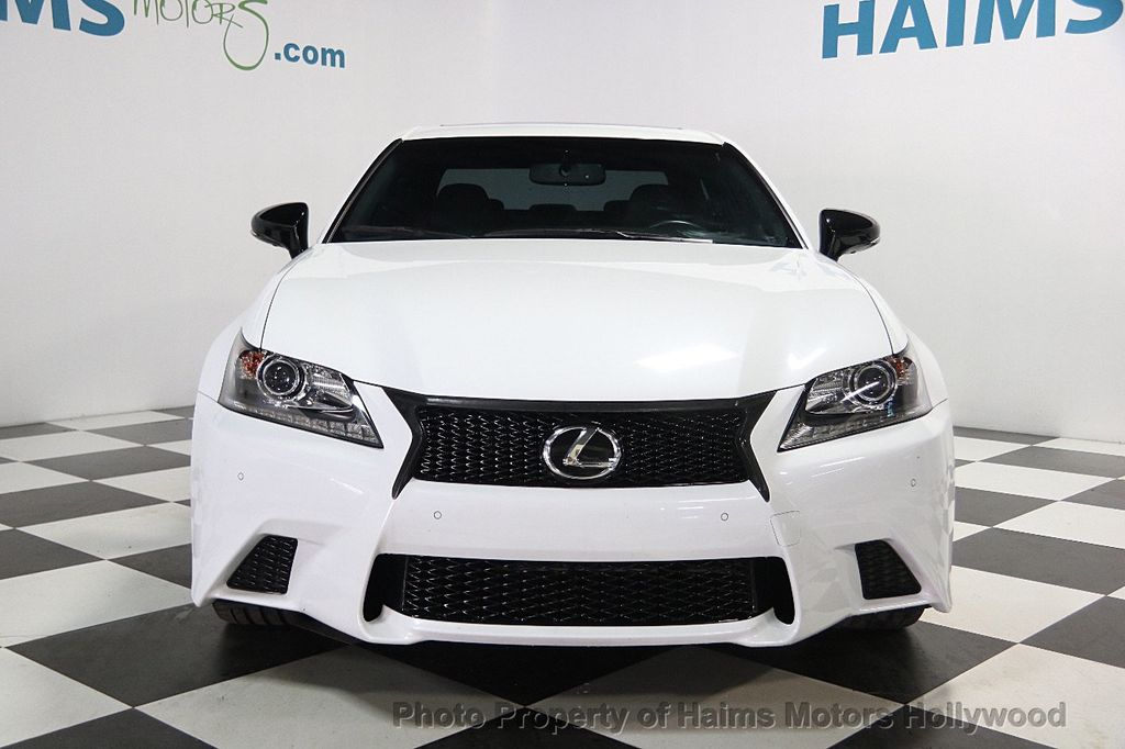 2015 Lexus GS 350 4dr Sedan Crafted Line RWD - 16932880 - 2