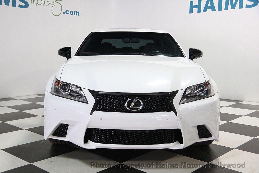2015 Lexus GS 350 4dr Sedan Crafted Line RWD - 16932880 - 2