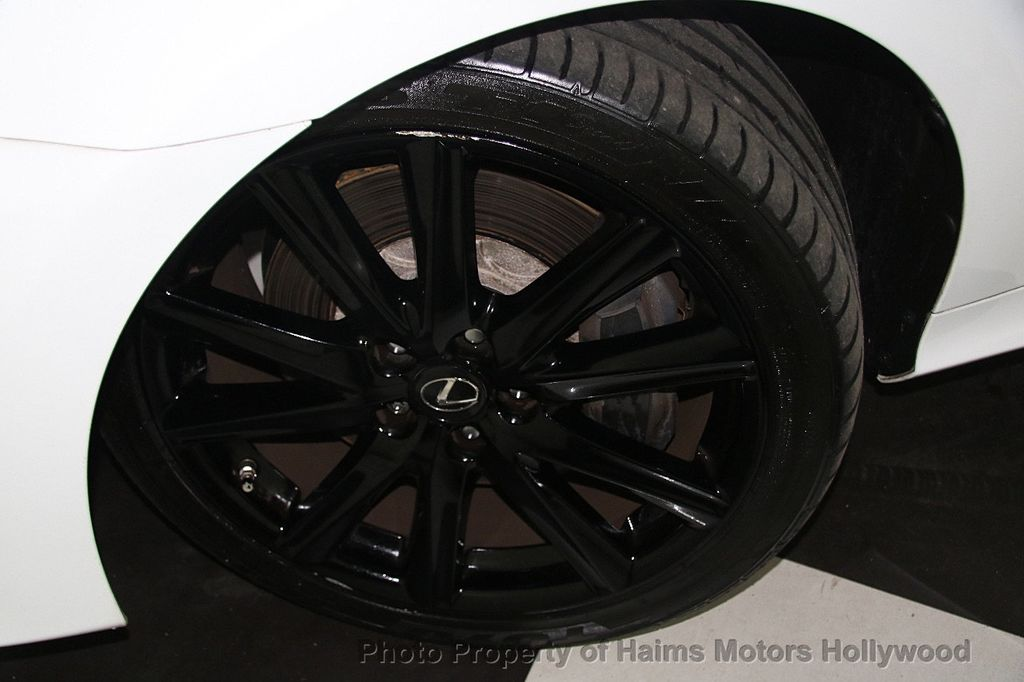 2015 Lexus GS 350 4dr Sedan Crafted Line RWD - 16932880 - 35