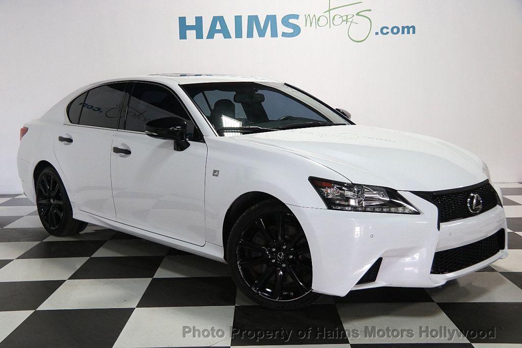 2015 Lexus GS 350 4dr Sedan Crafted Line RWD - 16932880 - 3