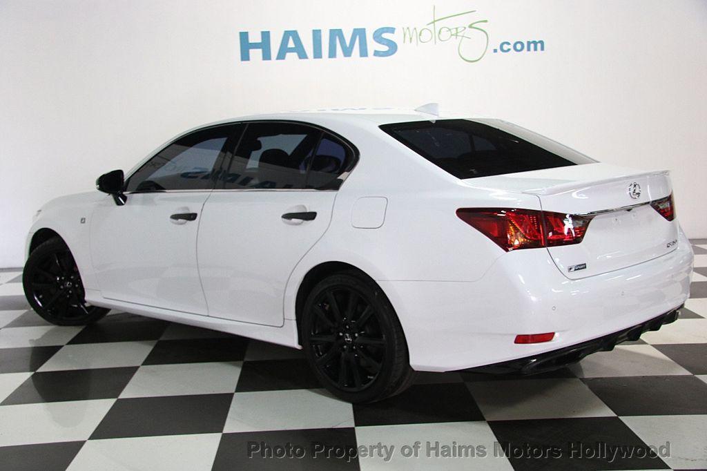 2015 Lexus GS 350 4dr Sedan Crafted Line RWD - 16932880 - 4