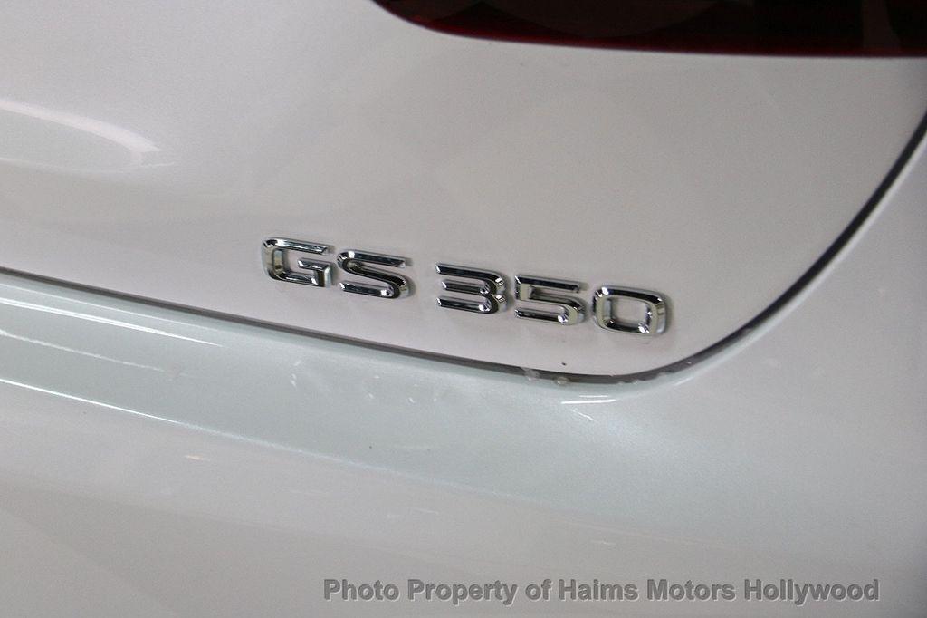 2015 Lexus GS 350 4dr Sedan Crafted Line RWD - 16932880 - 7