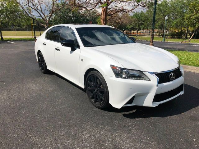 2015 Lexus GS 350 4dr Sedan Crafted Line RWD - Click to see full-size photo viewer