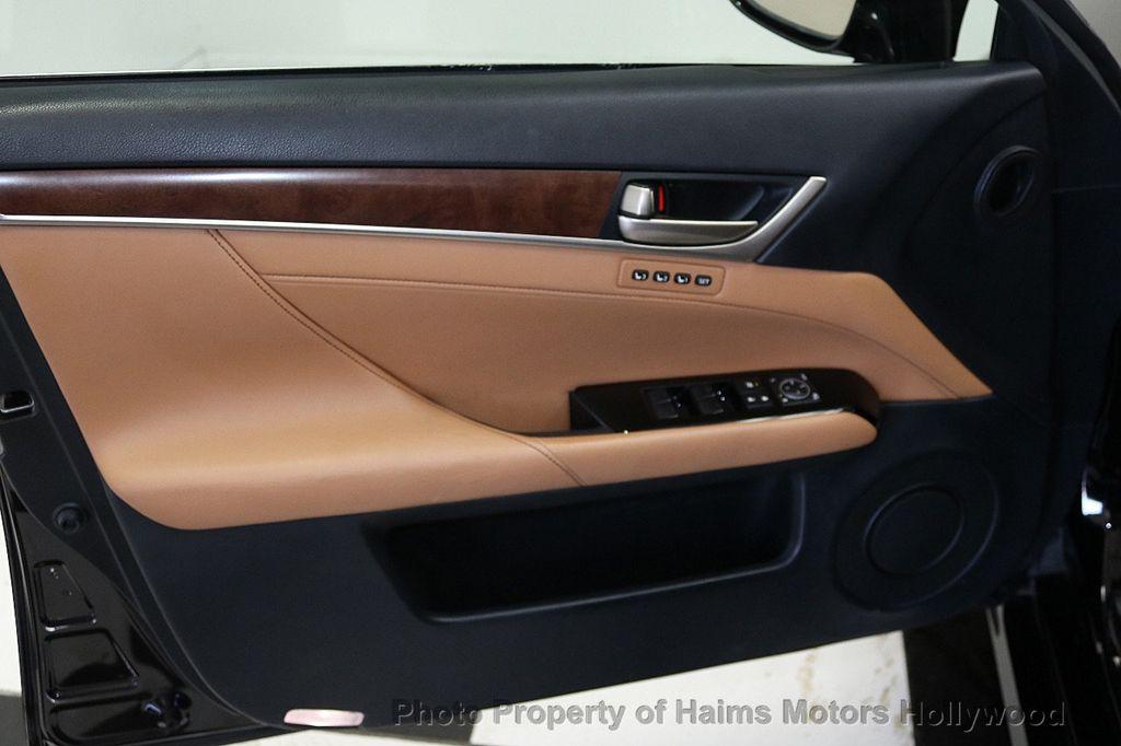 2015 Lexus GS 350 4dr Sedan RWD - 17789599 - 10