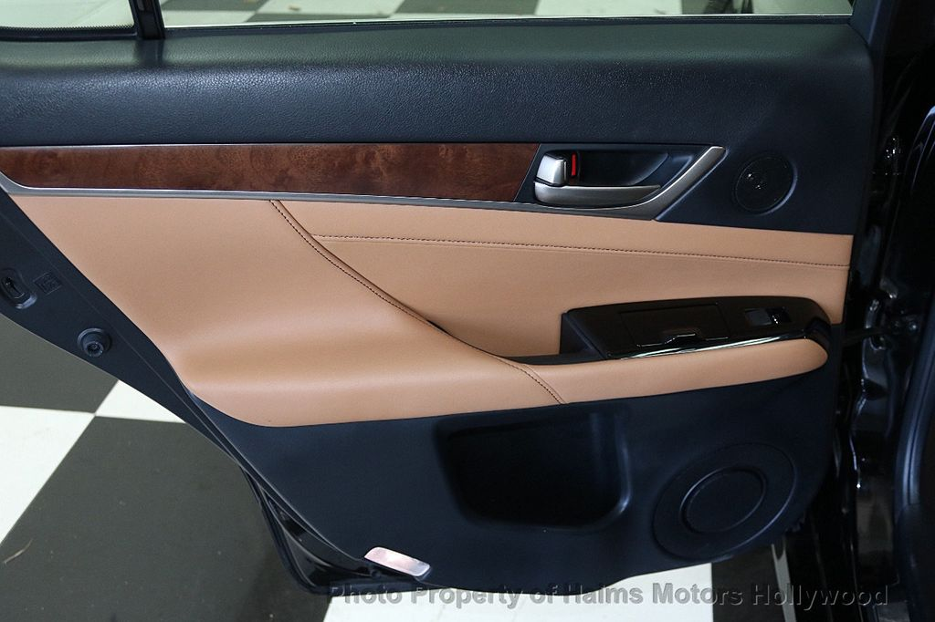 2015 Lexus GS 350 4dr Sedan RWD - 17789599 - 11