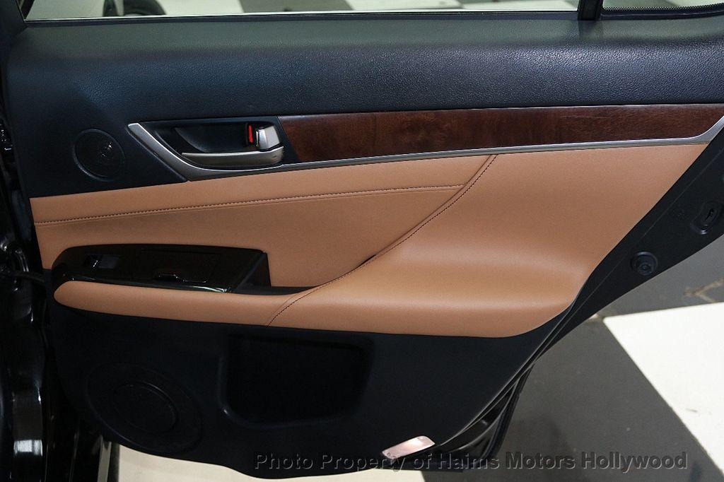2015 Lexus GS 350 4dr Sedan RWD - 17789599 - 12
