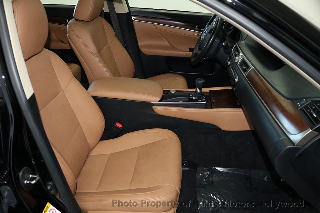 2015 Lexus GS 350 4dr Sedan RWD - 17789599 - 14