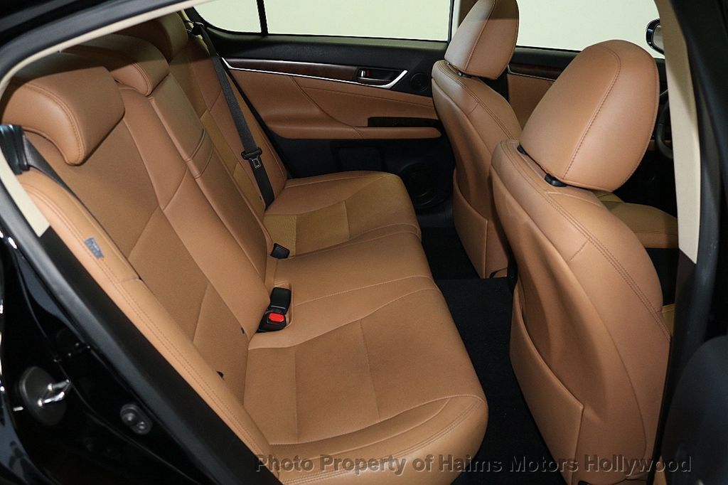 2015 Lexus GS 350 4dr Sedan RWD - 17789599 - 15