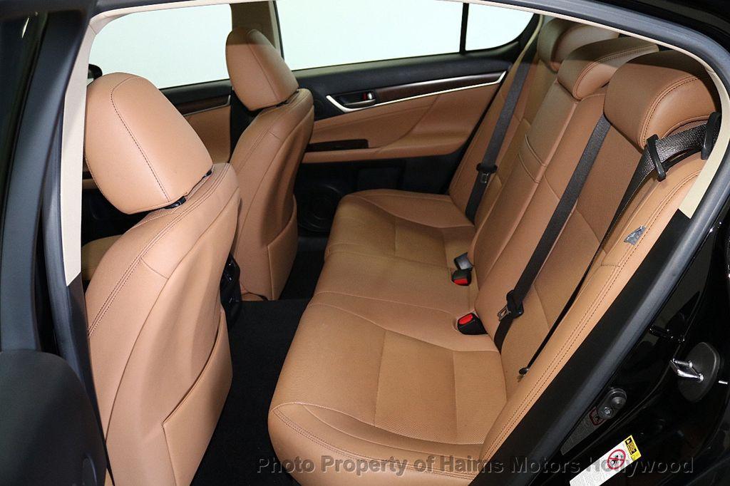 2015 Lexus GS 350 4dr Sedan RWD - 17789599 - 16