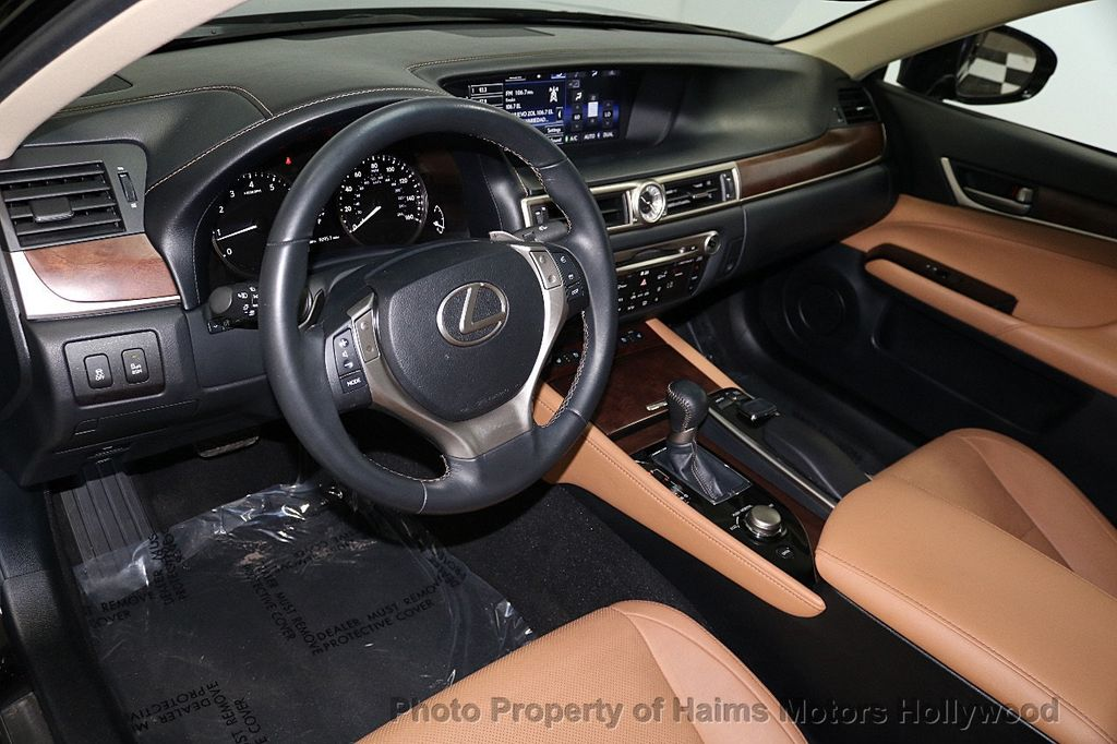 2015 Lexus GS 350 4dr Sedan RWD - 17789599 - 18