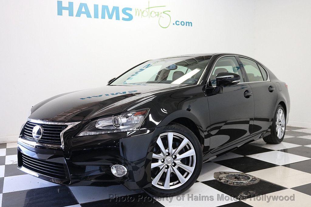 2015 Lexus GS 350 4dr Sedan RWD - 17789599 - 1