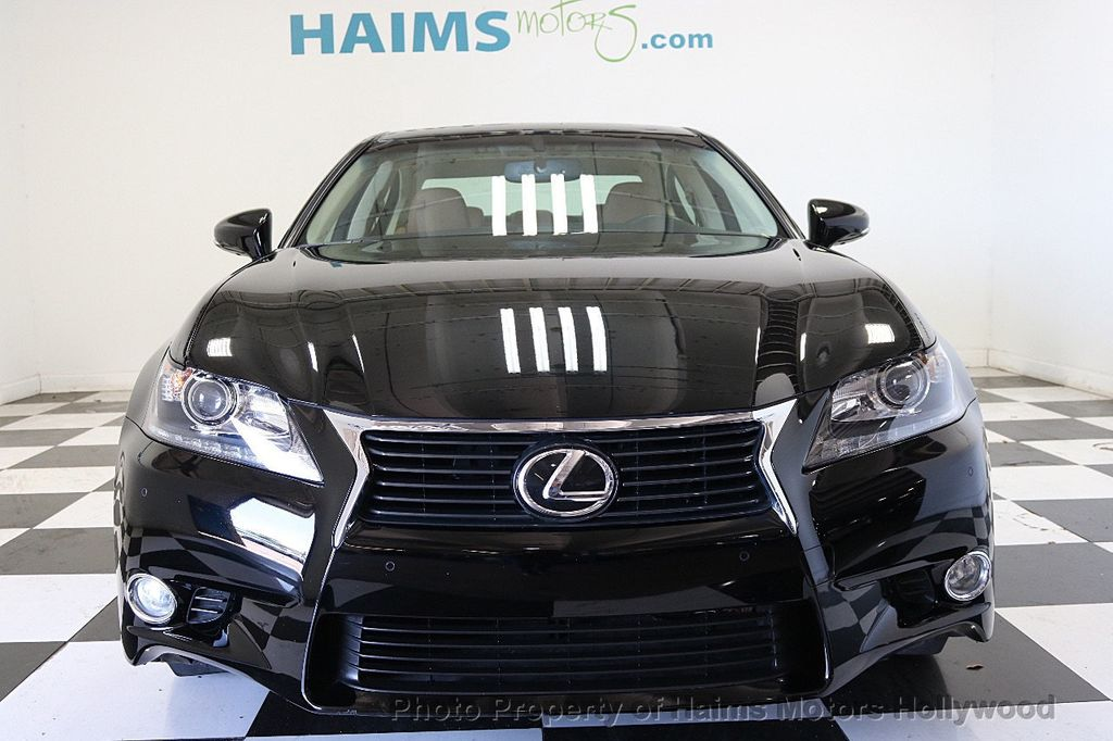 2015 Lexus GS 350 4dr Sedan RWD - 17789599 - 2