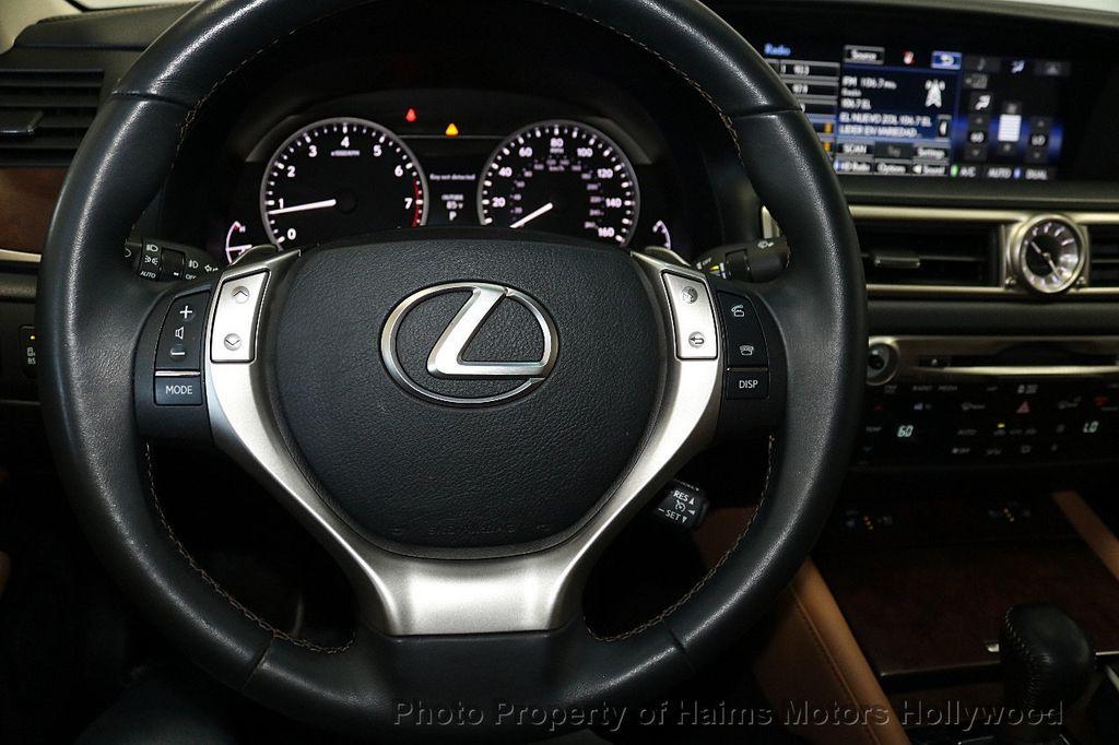 2015 Lexus GS 350 4dr Sedan RWD - 17789599 - 31