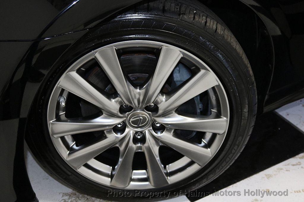 2015 Lexus GS 350 4dr Sedan RWD - 17789599 - 35