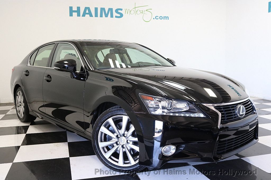 2015 Lexus GS 350 4dr Sedan RWD - 17789599 - 3