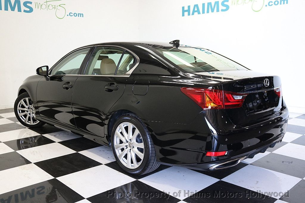 2015 Lexus GS 350 4dr Sedan RWD - 17789599 - 4