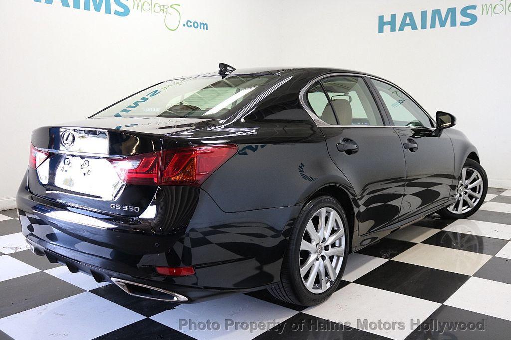2015 Lexus GS 350 4dr Sedan RWD - 17789599 - 6