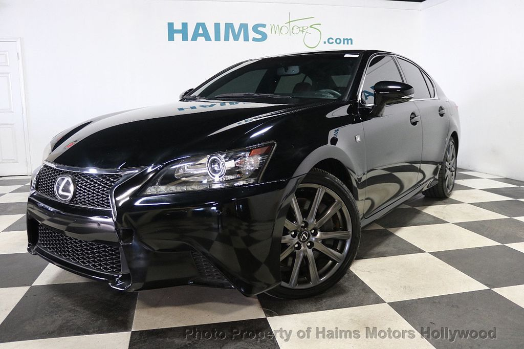2015 Lexus GS 350 4dr Sedan RWD - 17952861 - 1
