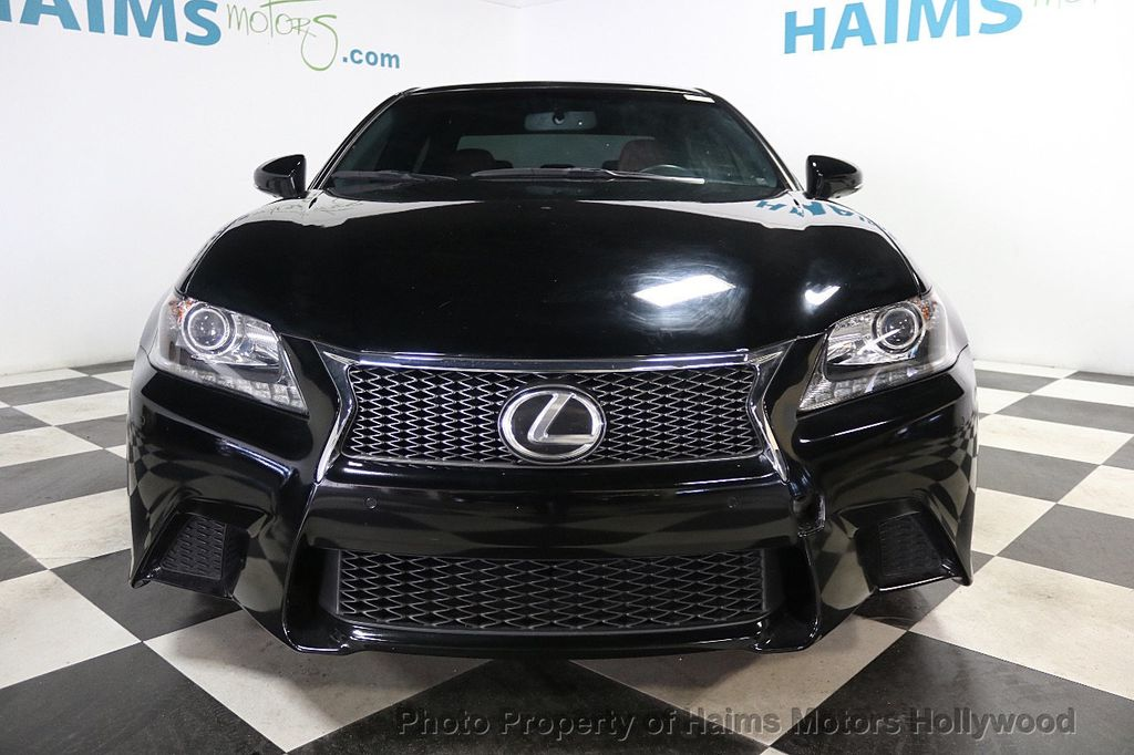 2015 Lexus GS 350 4dr Sedan RWD - 17952861 - 2