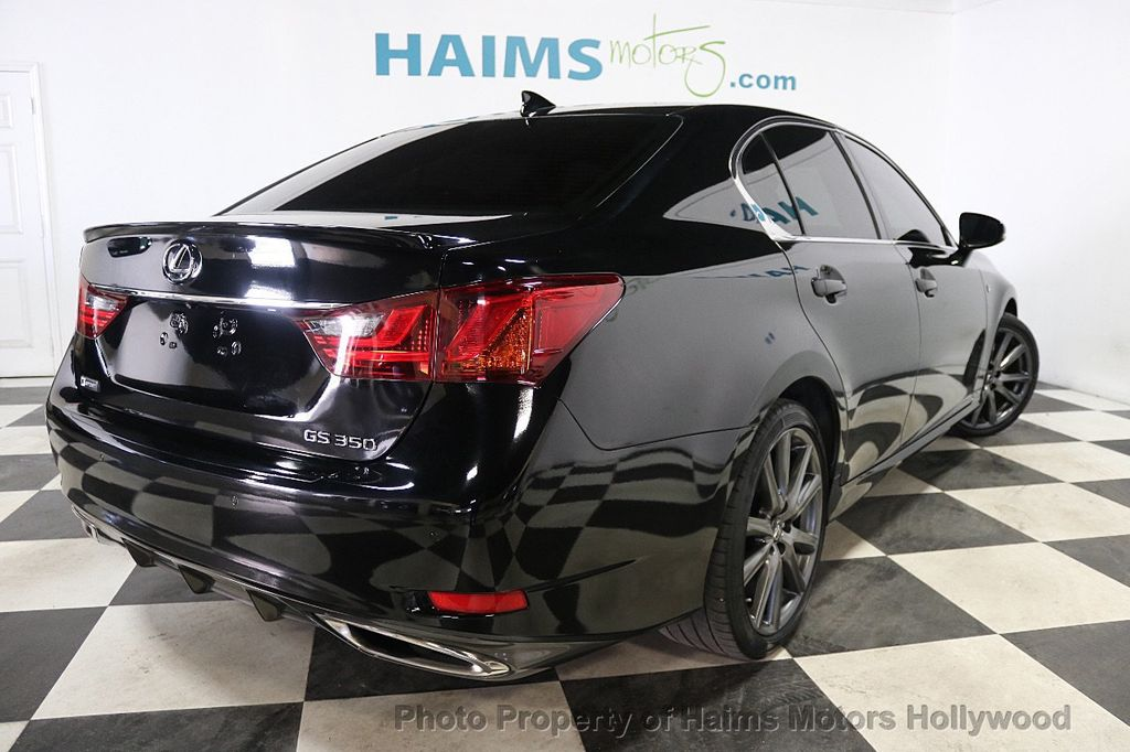 2015 Lexus GS 350 4dr Sedan RWD - 17952861 - 6