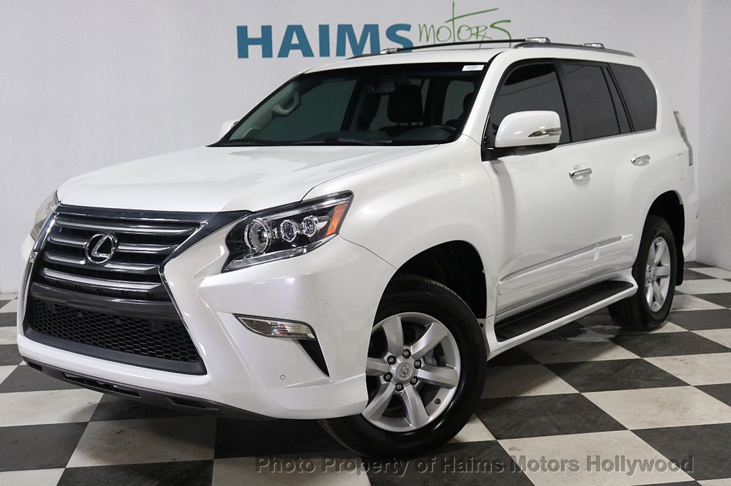 Used Lexus Gx >> 2015 Used Lexus GX 460 4WD 4dr at Haims Motors Serving Fort Lauderdale, Hollywood, Miami, FL ...