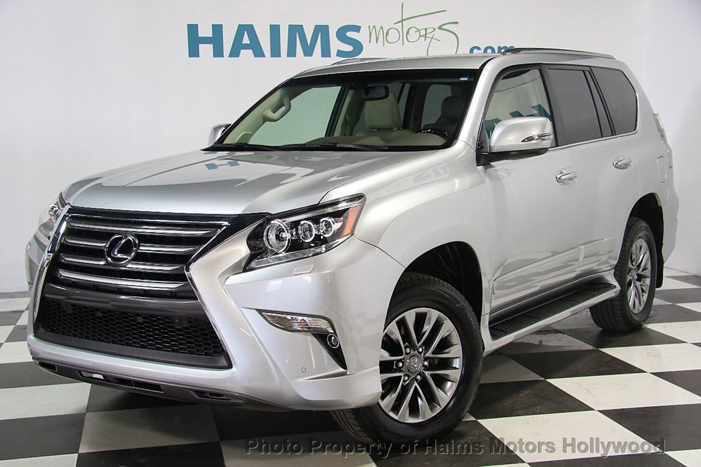 Lexus Credit Card >> 2015 Used Lexus GX 460 Premium at Haims Motors Serving Fort Lauderdale, Hollywood, Miami, FL ...