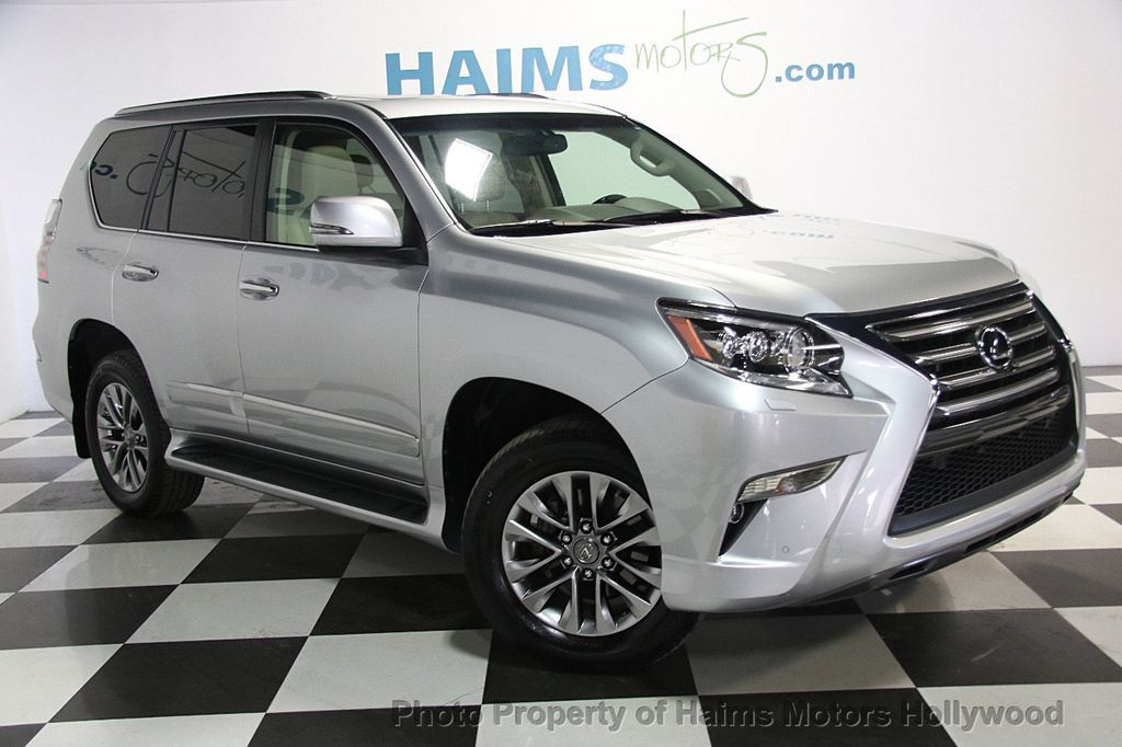 2015 Used Lexus GX 460 Premium at Haims Motors Serving Fort