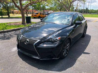 2015 Lexus IS 250 4dr Sport Sedan Automatic RWD