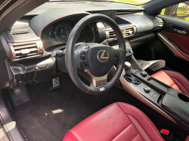 2015 Lexus IS 250 4dr Sport Sedan Automatic RWD - Click to see full-size photo viewer